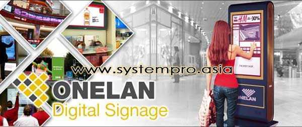 Onelan Digital Signage