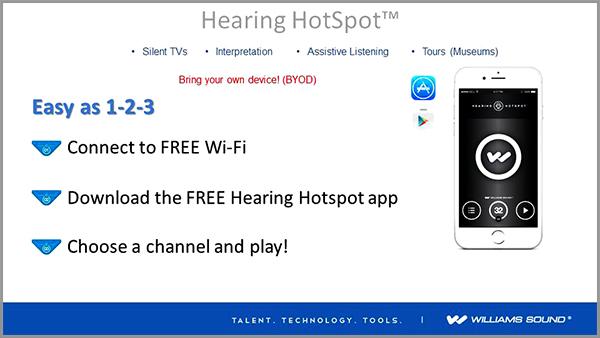 Peralatan Audio Wifi. Download app