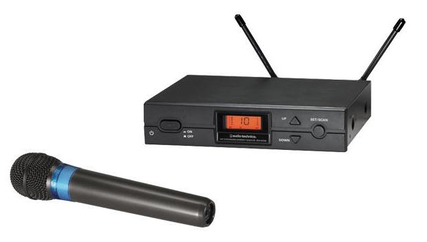Audio technica wireless microphone