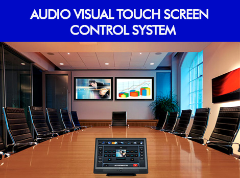 Audio visual control system