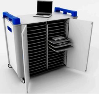 rak roda untuk laptop dan charger labsa