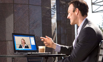 Video online, software video web conference