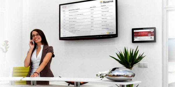 reserva alat booking ruangan rapat di lobby