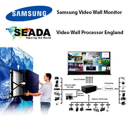 Samsung Video Wall Monitor Indonesia
